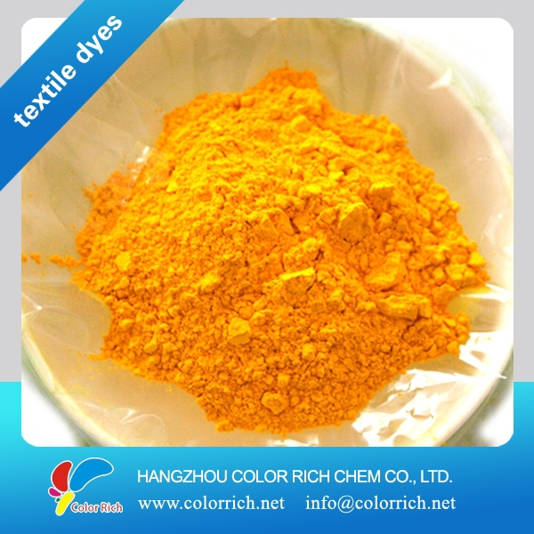 Reactive dye yellow 3RS(145) 150% permanent fabric dye organic powder dye