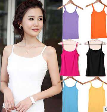2016 Wholesale Ladies Tank Top
