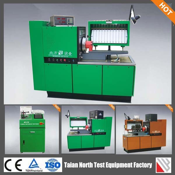 12PSB-BFC low price diesel injection pump test and calibration bench