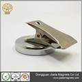 Strong Magnets Made Stainless Steel Magnetic Clips holder