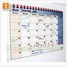 Weekly Menu Planner Whiteboard Magnetic