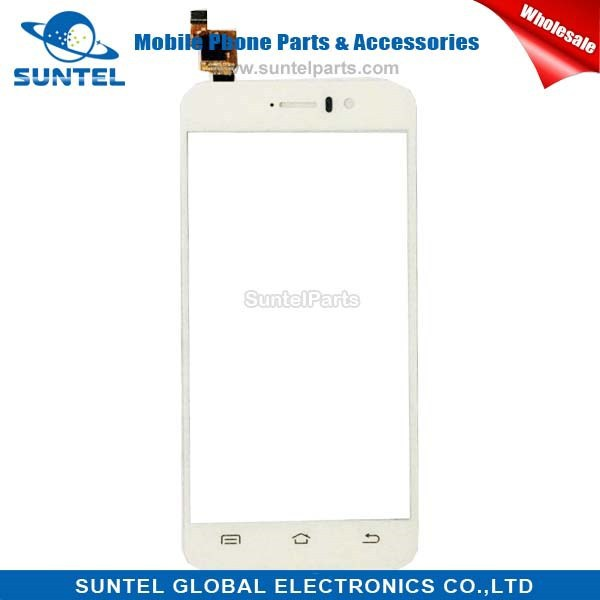 Original white mobile phone accessories touch digiziter for Jiayu G4