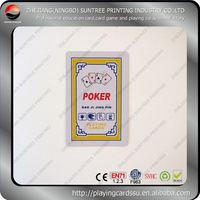 New product! 100%Pvc Oem Bikini Lady Playing Cards