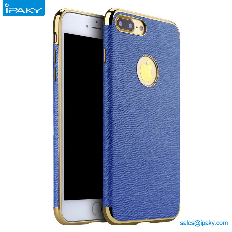 New Design Plastic Beautiful Mobile Phone Back Cover Factory Leather Promotional Phone Case