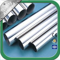 Stainless Tisco Steel Good Tubes