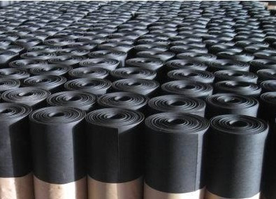 coiled rubber epdm waterproofing membrane price for pond liner
