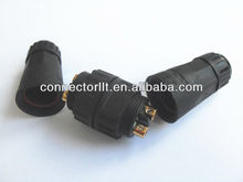 Waterproof Connector Wire Connection by Screw