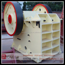 Pioneer produced high efficiency and quality jaw crusher and granite crushing machine !