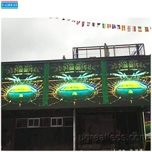 Hot-selling High Resolution Full Color Advertisign Outdoor LED Display