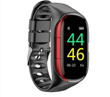 M1 <strong>Smart</strong> <strong>Watch</strong> For Women Men With Headphone Hate Rate Blood Pressure Monitor Sport SmartWatch