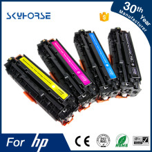 High Quality Compatible Toner Cartridge CE410X CE410A CE411A CE412A CE413A for HP Color LaserJet Pro 300 color M351a MFP M375nw