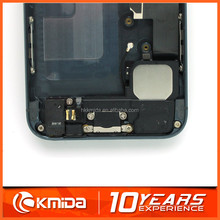 Factory price back cover housing for iphone 5 replacement parts