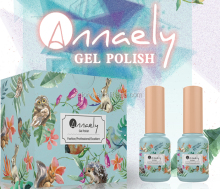 soak off UV gel nail polish