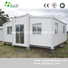 modular foldable cabins container house with competitive price from China supplier