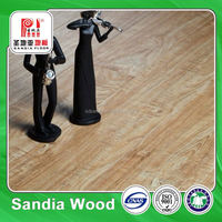14mm Walnut Wooden Grain Indoor Laminate Flooring