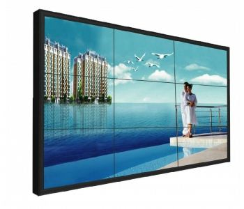 "Hot sale 46"" led display big screen lcd video wall price with free controller"