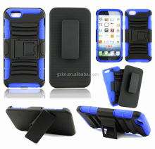 High impact heavy duty holster belt clip cover case for iPhone 6 4..7 inch