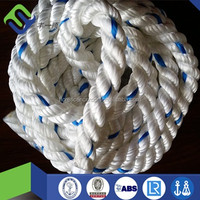 Florescence Diamond Braid Rope/Nylon/Polyester/PP Rope/Assorted colors