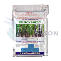 King Quenson Hot Sale Diuron 80% WDG 80% WP With Customized Label