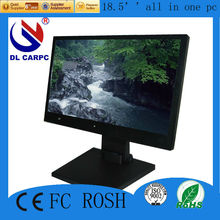 China Best Fastest 17Inch Industrial Motherboard Touch All In One Desktop Used Computers