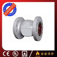 Kingber Axial Flow Check stainless steel check valve with made in china