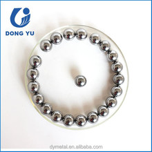 2.381mm-50.8mm AISI52100 100Cr6 GCr15 Precision Steel Ball Chrome Steel Ball of bearing