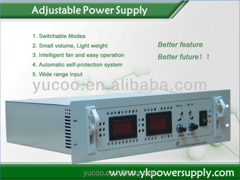 Switch mode AC / DC power supply for communication 48V output