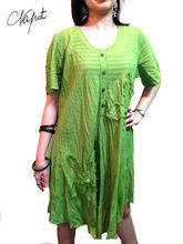 Wholesales Bohemian Women fashionable 100% cotton summer dress
