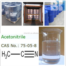 Cyanomethane CAS NO. 75-05-8 acetonitrile HPLC grade Methyl cyanide solvent for removing tar, phenol - CAN MECN