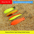 Free Samples !!! New Design High Quality Metal Spoon Bass Fishing Lures