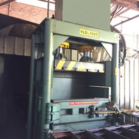120T Vertical Baler Equipment Hydraulic Baler
