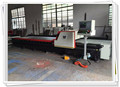 CNC Gantry V Cutting Machine For SS Slot With Quality Warranty
