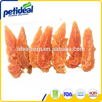 Nutritious dog snacks China factory dried chicken meat for sale