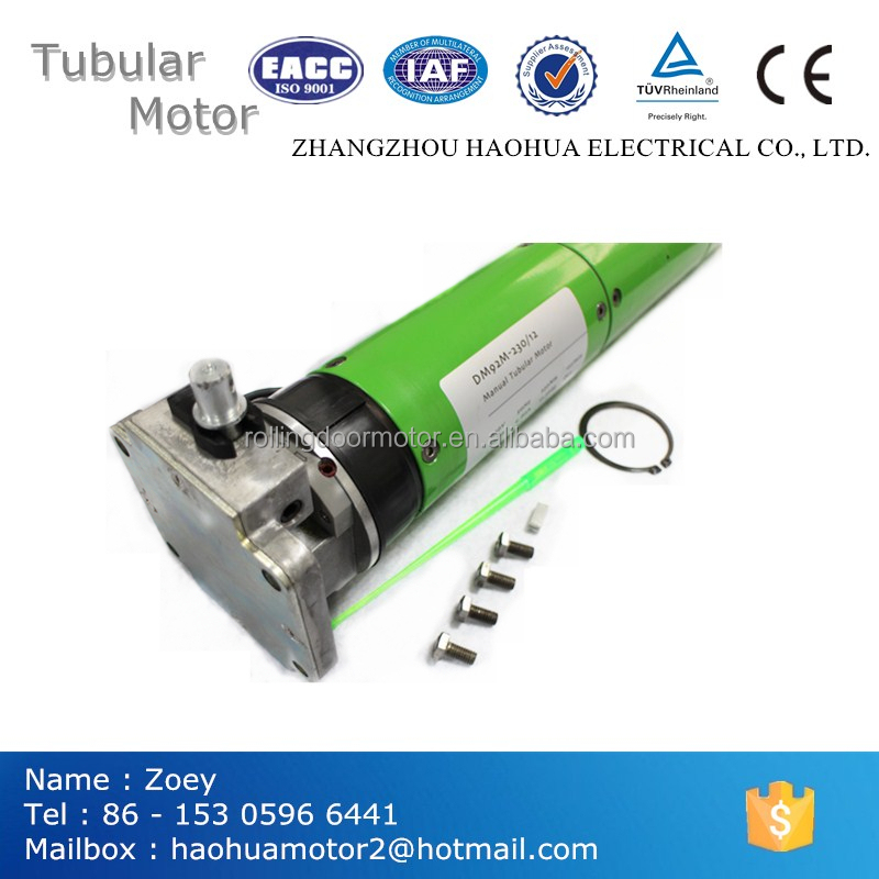300n Ac Motor For Large Rolling Shutter Door Tubular Motor