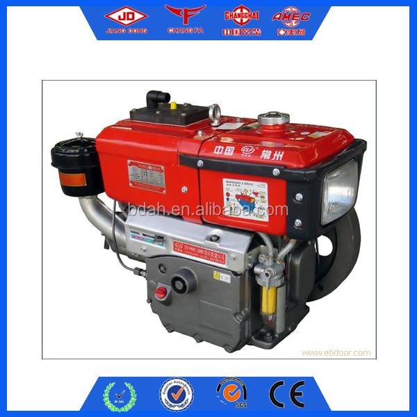 Agricultural machineries lister type slow speed diesel for Diesel irrigation motors for sale