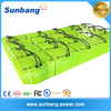 rechargeable deep cycle lifepo4 battery 48v 200ah for Salar light system/storage