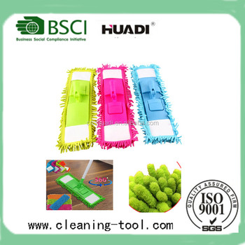 2016 Hot Sale Microfiber Cleaning Mop Chenille Floor Mop With Extendable Handle 120CM