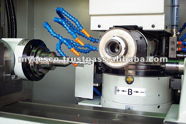 CNC Tool Grinding machine _ CNC Milling Machine & CNC Cutting Machine