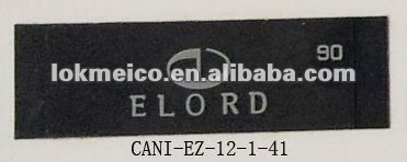 Customed Woven Label for Garment/Bags
