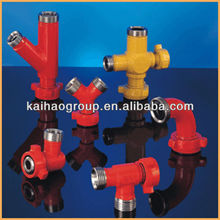 API 6A High Pressure Integral Fittings With Various Series