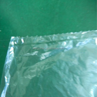clear plastic laundry cover