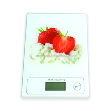 New digital cheap and antique Glass Electronic Kitchen Scale