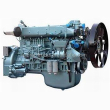 Truck engine parts Howo engine