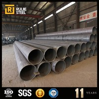 welded steel pipe for gas and oil line , welded steel pipe for oil and gas manufacturing , welded steel pipe product