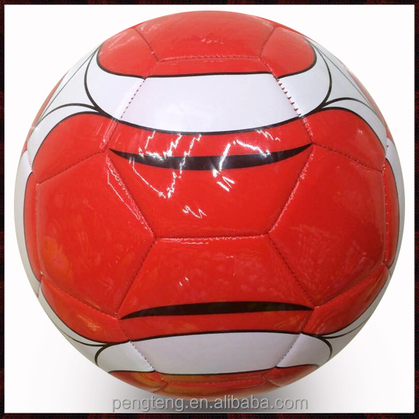 small soccer ball 4 layers, pvc foam leather football