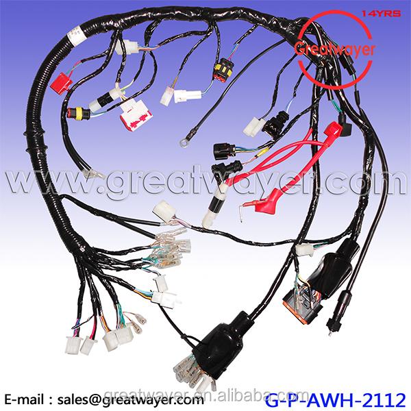 Suzuki Wiring Harness Connectors, Suzuki Wiring Harness Connectors ...