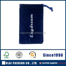 snap velvet envelop bag for packing bussiness card,small velvet pouches for jewelry,red velvet bags