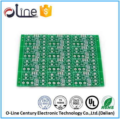 Low price FR4 Halogen free OSP pcb substrate material is fr4