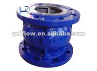 Cast Iron flanged vertical check valve