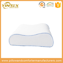 Hotel Home hot selling item decorative cheap wholesale memory foam bamboo pillow for hotel comfort